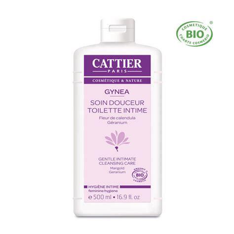 cattier gyn 233 a gel toilette intime bio pour femme 500ml