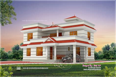 Kerala Home Design And Floor Plans August 2013