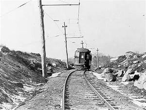 Following the Trolley Tracks Around Southeastern Connecticut