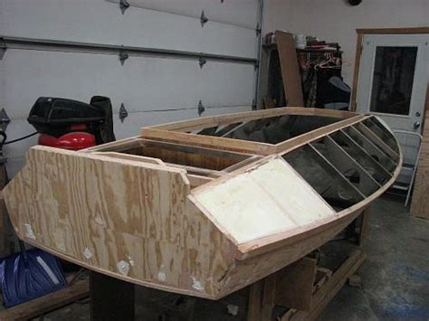 Duck Hunting Boat Build by 187 Hybrid Duck Boat Build Plans Boat Building