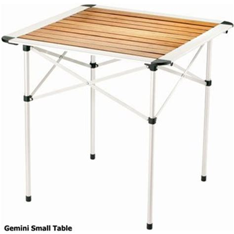 Review Beyond Gemini Bamboo Table  Camping World Reviews