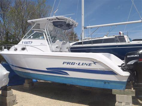 Proline Boats Australia by 2001 Pro Line Pro Line 26 Walk Power Boat For Sale