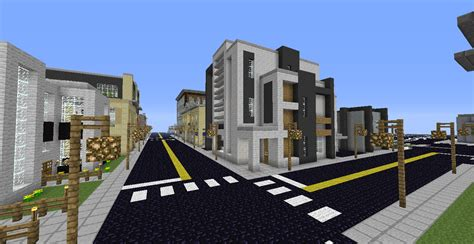 lormierville a modern city creation maps minecraft maps