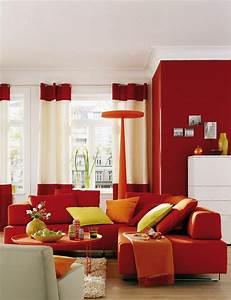 Wohnzimmer Wandfarbe Sand : inspiration wohnzimmer mit sch ner wohnen trendfarbe ziegel bild 3 sch ner wohnen ~ Markanthonyermac.com Haus und Dekorationen