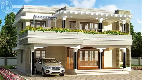 Home Design 02 :  Exterior Design And 2 Bedroom House Plans Indian