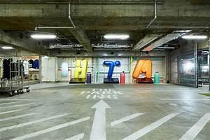 The PARK-ING Concept Store Set Inside a Tokyo Carpark.