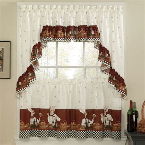 savory chefs kitchen curtains 9 99 from s linens