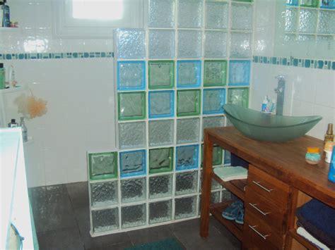 aptasol italienne et briques de verre salle de bain italienne