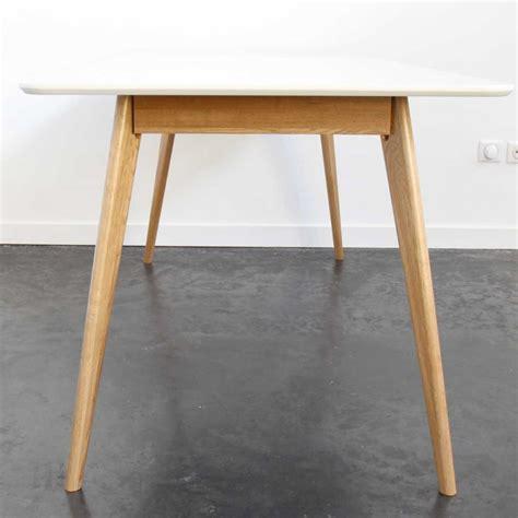 table 224 manger scandinave en bois skoll by drawer