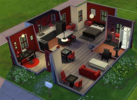 Sims 4 Maison Americaine Maison Typique Amricaine Pour