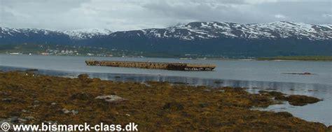 Fjord Queen Tromso by Tirpitz H 229 K 248 Y Near Troms 248 Norway Then Now