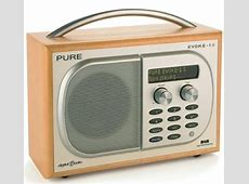 radionowcouk Pure Evoke1S portable DAB radio