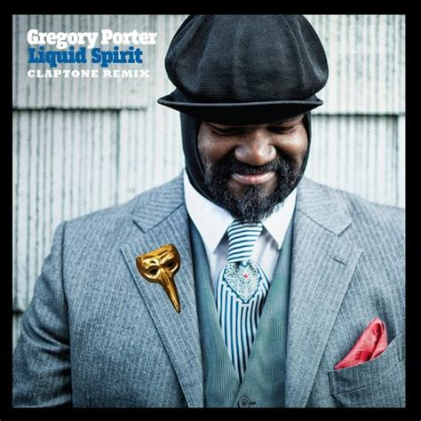 gregory porter liquid spirit claptone remix release