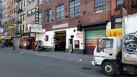 Chrystie Garage  Parking In New York Parkme