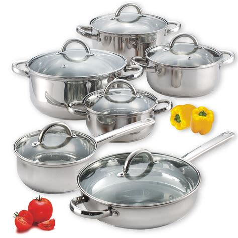cook n home stainless steel cookware review