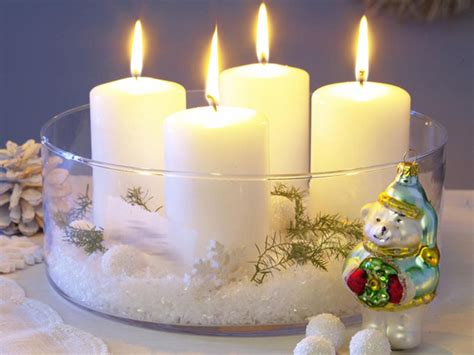 Home Design Game Candles : 30 Christmas Candle Decoration Ideas For 2011