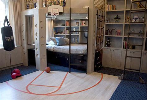 sporty bedroom interior theme cool bedroom ideas for guys