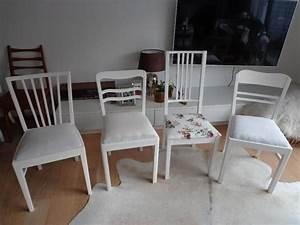 Ikea Möbel Weiß : stuhl st hle weiss holz landhaus shabby chic massiv in stringen ikea m bel kaufen und ~ Markanthonyermac.com Haus und Dekorationen
