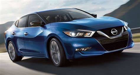 Nissan Working On A New Maxima, Redesigned Sentra Due In