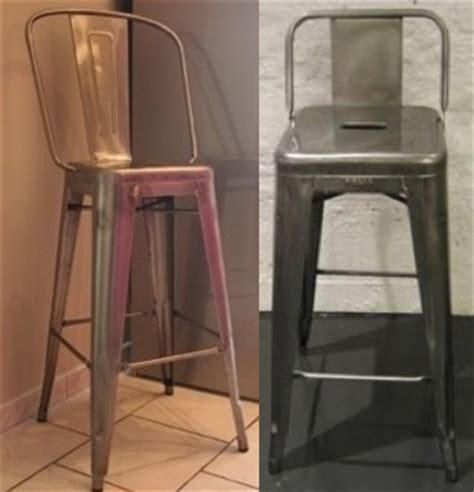 tabouret stool with a back remodelista