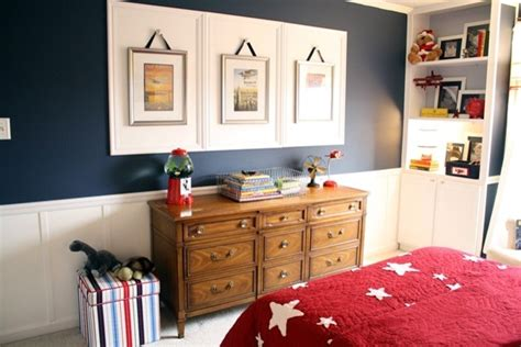 Boy Airplane Room-kids-indianapolis-by Thrifty Decor