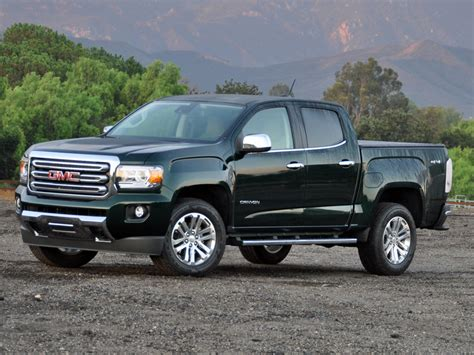 2019 Gmc Canyon Review, Redesign, Engine, Price And Photos