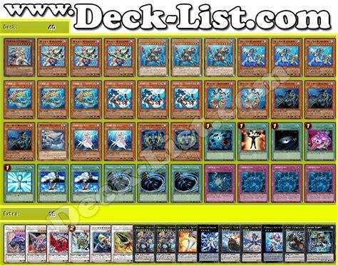 mermail deck recipe march 2013 new formula deck list