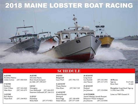 Lobster Boat Docking by Stonington Lobster Boat Races 2018