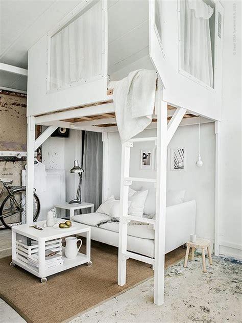 Cozy Loft Beds  Interiors  Cozy  Pinterest Lofts
