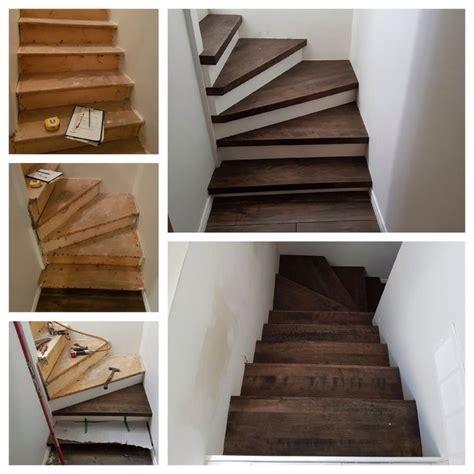 meer dan 1000 idee 235 n revetement escalier op geschilderde trap escalier beton