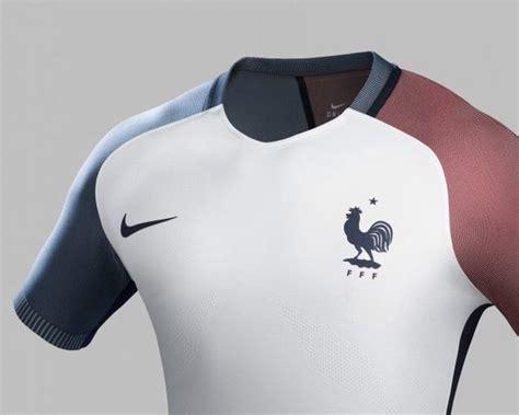 la d 233 voile ses deux maillots pour l 2016 maillots football fr
