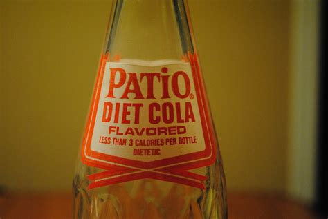 Patio Diet Cola Bottle Value by 1963 Patio Diet Cola Pepsi Co Bottle Collectors Weekly