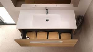 Waschtischunterschrank 120 Cm : creativ bad bad ~ Markanthonyermac.com Haus und Dekorationen
