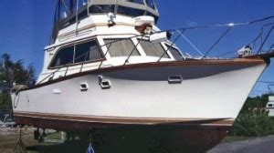 Boat Loans Rhode Island by Used 1985 Cruisers Chateau Vee 338 Rhode Island 02809