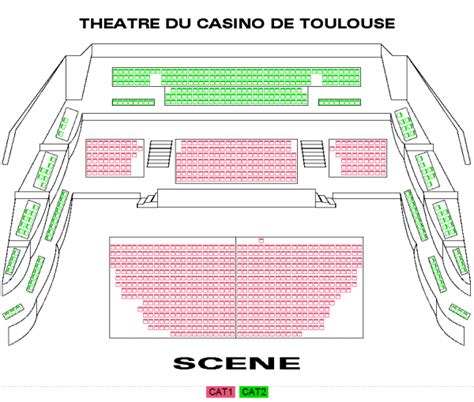 billets romeo juliet by rock the ballet casino barriere toulouse le 20 mars 2018