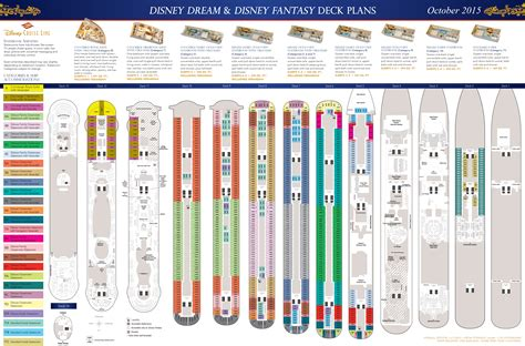 dcl deck plans october house plan disney the cruise navigator of seas