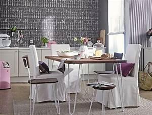 Wanddeko Messer Gabel : tapete kuche tapeten fr kchen haus mbel grohandel abwaschbare wohnideen fr die kche und die ~ Markanthonyermac.com Haus und Dekorationen