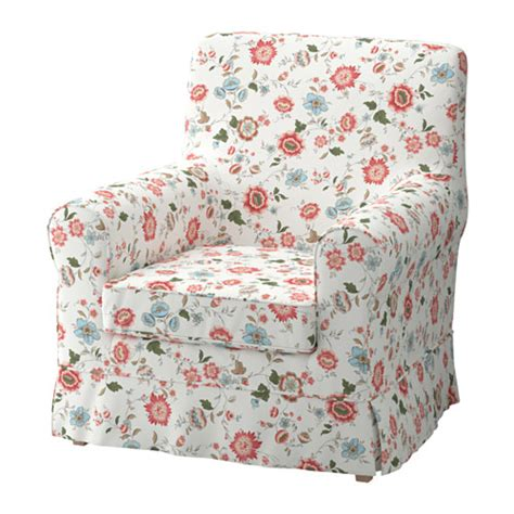 jennylund chair cover videslund multicolor ikea