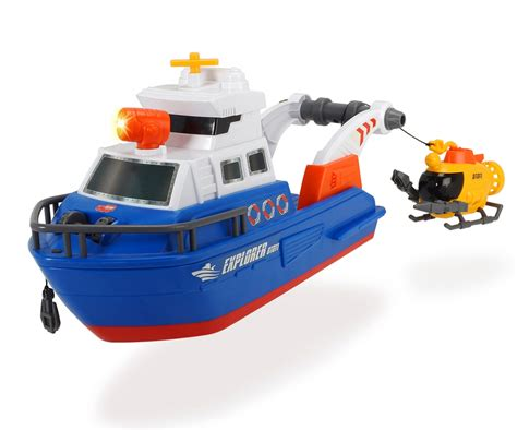 Explorer Toy Boat explorer boat large action series action series