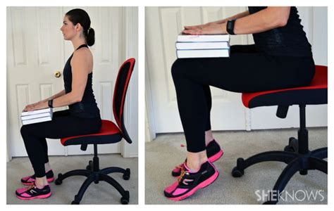 Chair Leg Raise Substitute by Leg Exercises You Can Do From Your Office Chair