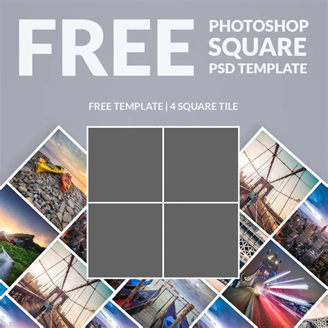 Free Photoshop Template