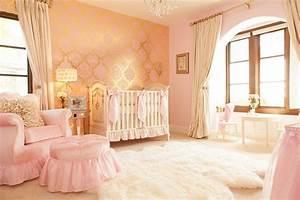 Vintage Zimmer Einrichten : babyzimmer einrichten 50 s e ideen f r m dchen ~ Markanthonyermac.com Haus und Dekorationen