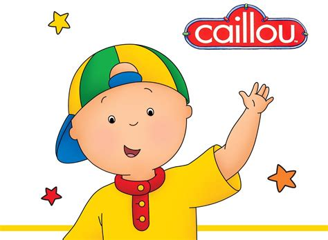 Former Child Star, Caillou, Arrested