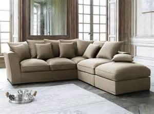 canap 233 d angle beige salon living room lieux d 233 co et angles
