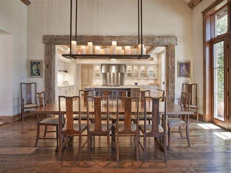rustic dining room chandeliers peenmedia