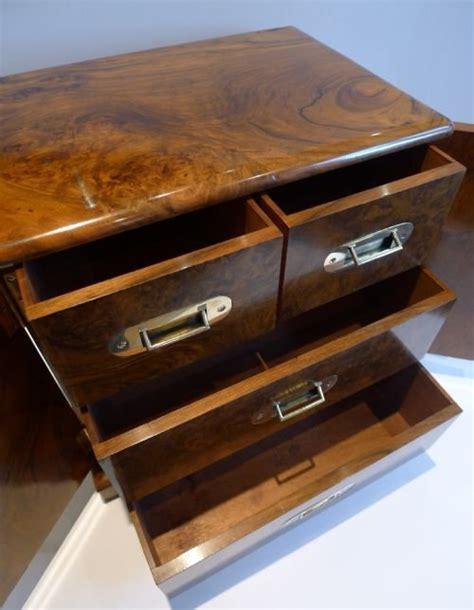 magnificent large antique walnut cigar cabinet box humidor c 1860 141755