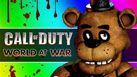 Five Fails At Freddy's (call Of Duty Waw Zombies Custom