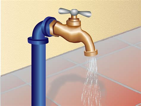 how to replace an outdoor water faucet 14 steps with