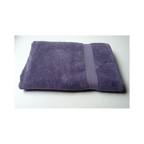 serviette de toilette lavender ethosbio