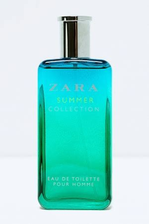 zara collection summer eau de toilette pour homme zara for